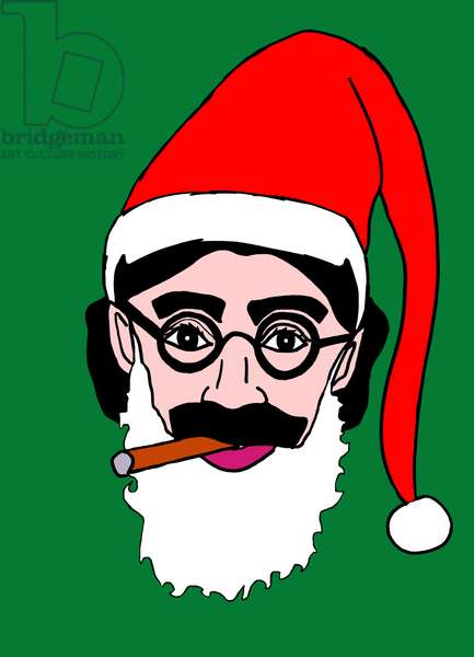 Groucho Marx Christmas