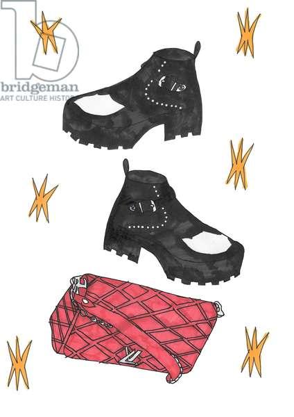 Redbag & boots