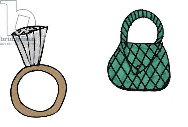 Ring & Handbag