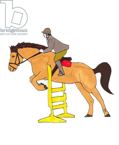 Horse Jumper