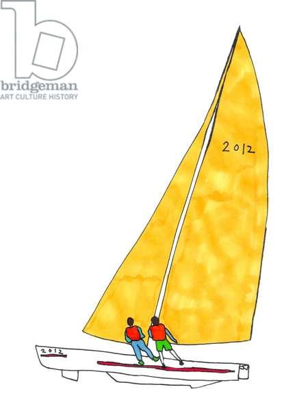 Sailing Colour
