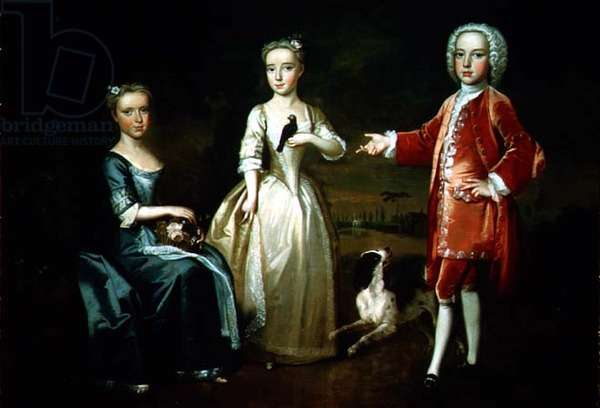 Sherman, Martha and Mary Godfrey
