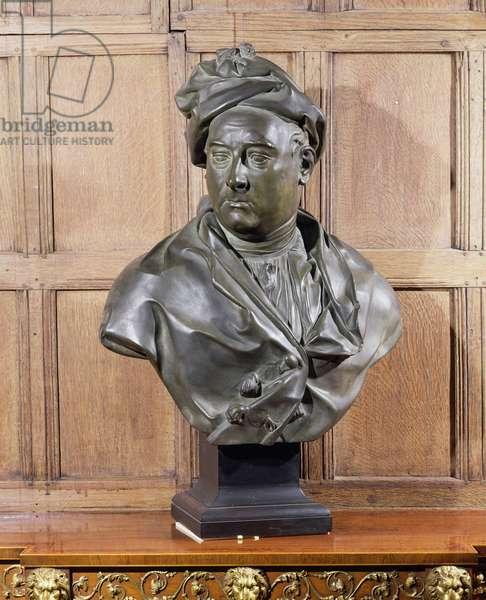 Bust of George Frederick Handel (1685-1759) (plaster)
