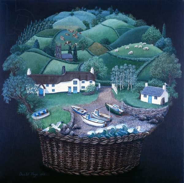 My Dream of Devon, 1988