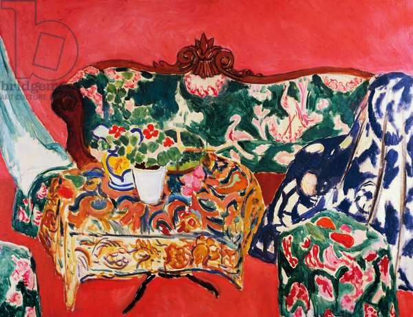 Seville still life, 1910-1911, by Henri Matisse (1869-1954), oil on canvas, 90x117 cm. France, 20th century.