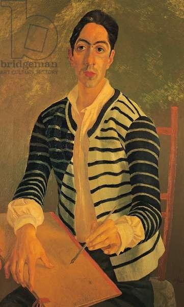Self-Portrait, c. 1935 (oil on canvas)
