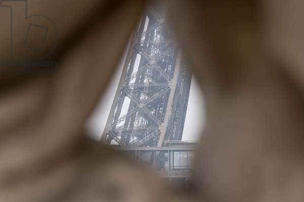 View of the Eiffel Tower, Paris, France (photo)