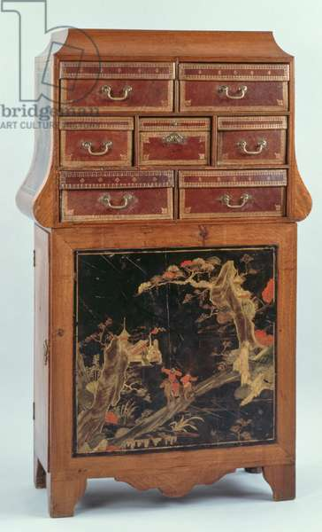 Louis XVI style cabinet, France, 18th century