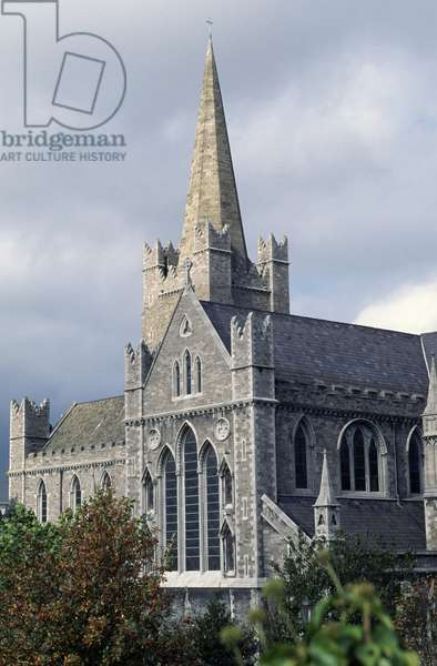 St Patrick's Cathedral, Dublin, Ireland, 13th century