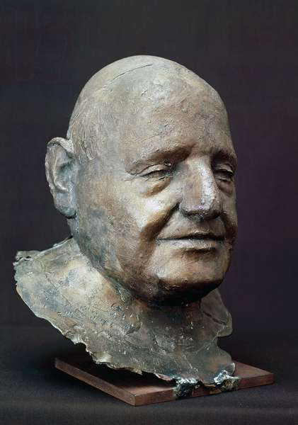 Bust of Pope John XXIII (1881-1963)