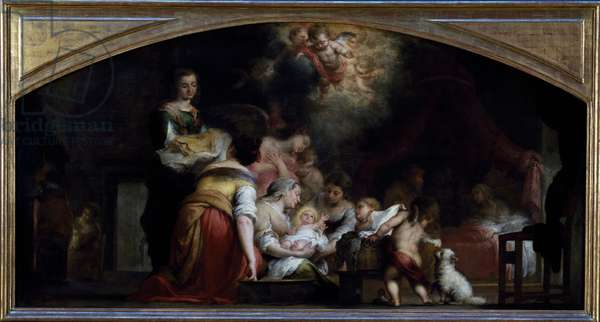 Birth of the Virgin, 1661