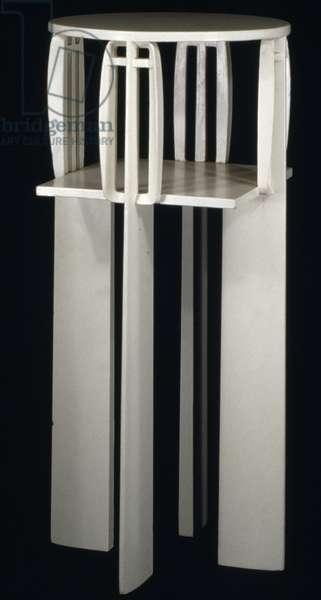 Table, 1903, by Charles Rennie Mackintosh (1868-1928), United Kingdom, 20th century