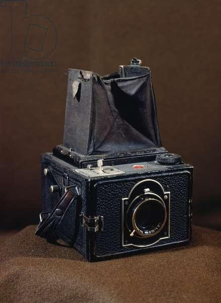 KW reflex-box SLR camera, 1920 Germany, 20th century