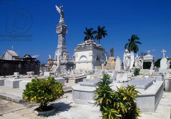 Christopher Columbus Cemetery, El Vedado, Havana, Cuba