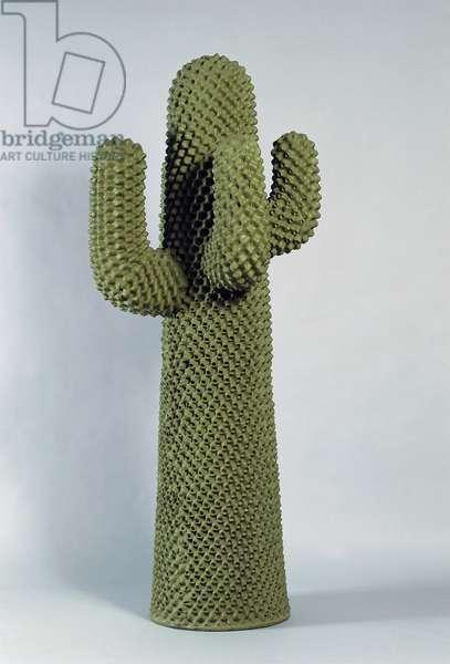 Plastic cactus, Gufram production, 1972