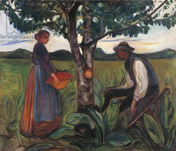Fertility, 1899-1900 (oil on canvas)