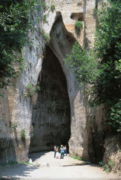 The Ear of Dionysius (photo)