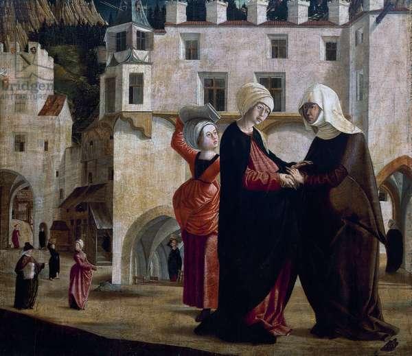 The Visitation, 1501-1502