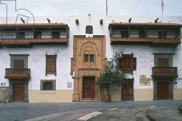 Christopher Columbus House-Museum, Vegueta, Las Palmas de Gran Canaria, Canary Islands, Spain