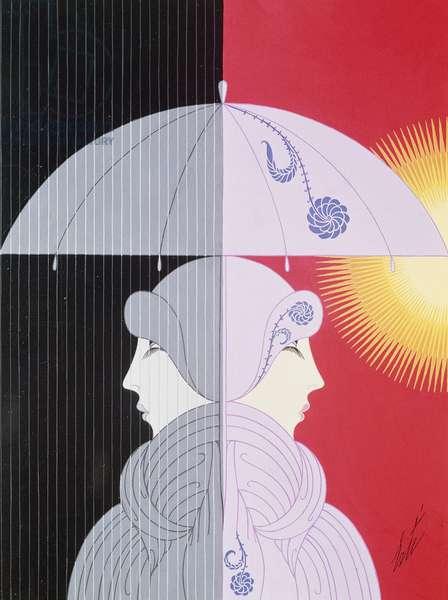 Apres la pluie Le Beau temp, 1925