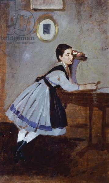 Alaide Banti by Giovanni Boldini (1842-1931)