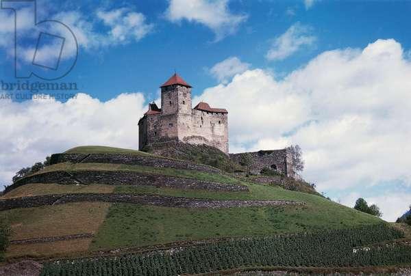 Gutenberg castle, 1314, Near Weiz, Liechtenstein