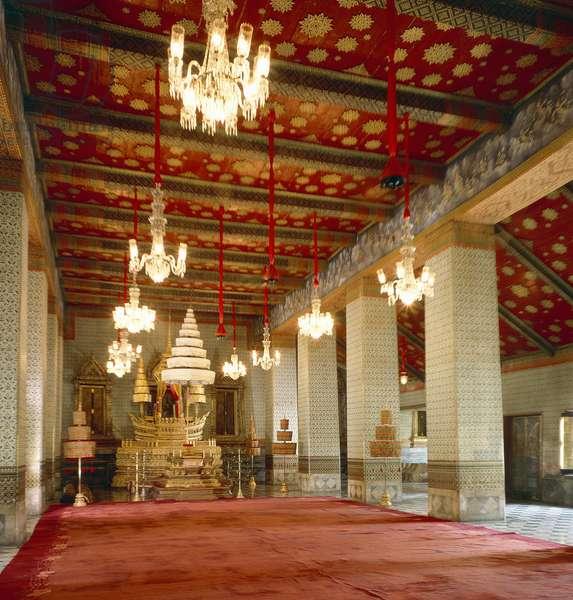 Great Hall of Grand Palace, Bangkok, Thailand