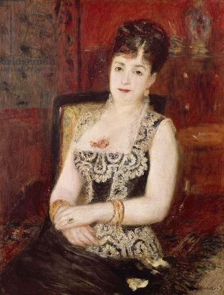 Countess Pourtales, 1877, by Pierre-Auguste Renoir (1841-1919)