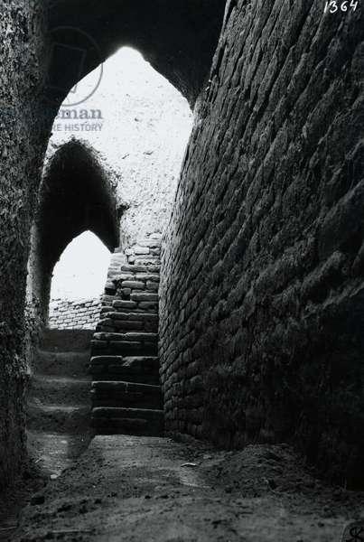 Babylon, southwest walls, Iraq, late 19th century