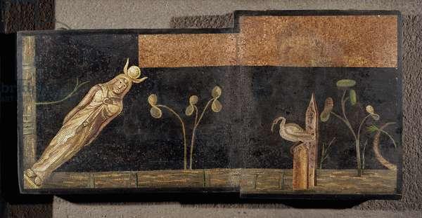 Asarotos-style mosaic, Roman copy of the Hellenistic original by Sosus of Pergamon, Turkey, Roman Civilization, 2nd century