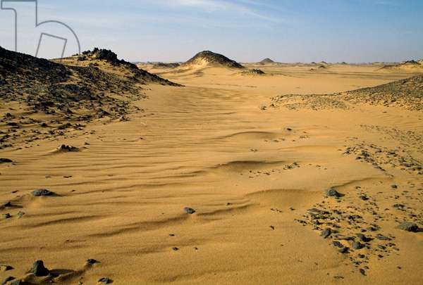 Eastern Sahara Desert, Egypt (photo)