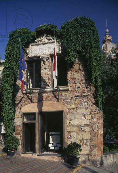 House where Christopher Columbus lived between 1455 and 1470, Genoa, Liguria, Italy, 15th century