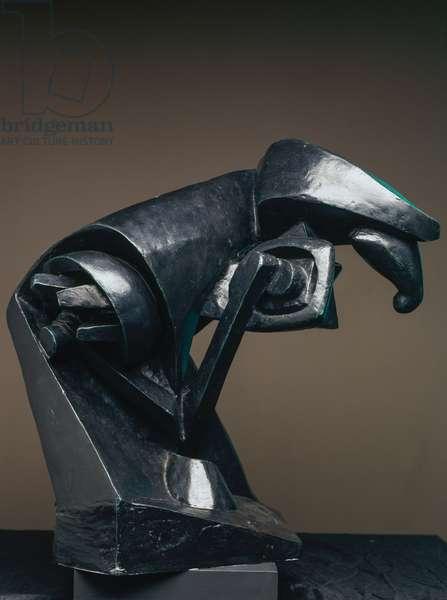 The Horse (Le Cheval), 1914 (bronze)