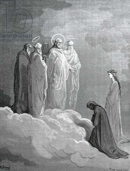 Dante Alighieri (1265-1321), The Divine Comedy Heaven (Paradiso). Canto XXVI