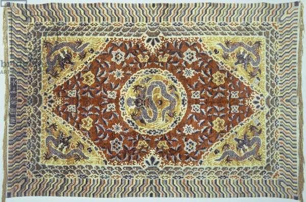 Rugs and Carpets: China - Silk carpet
