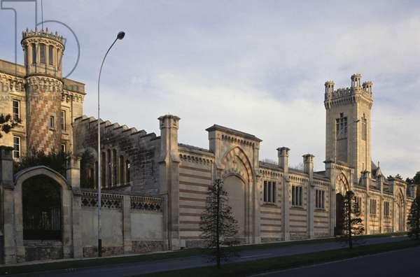 Maison de Champagne Vranken-Pommery, 1878, Reims, Champagne-Ardennes, France, 19th century