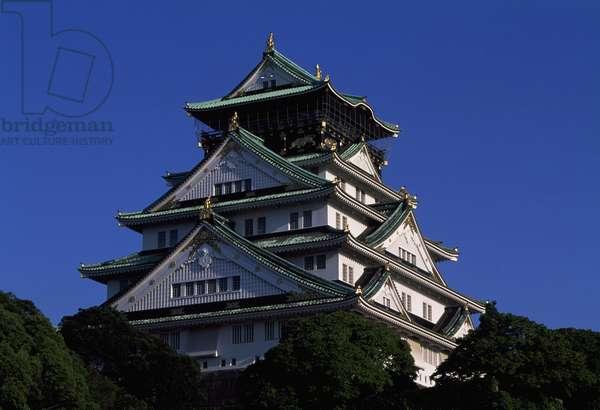 Osaka Castle (Osaka-jo), Japan, 16th century.