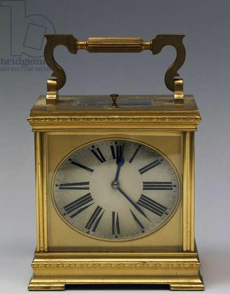 Table clock, 1920-1930, Italy, 20th century