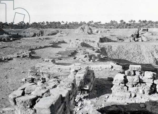 Babylon, Procession street, Iraq, 20th century