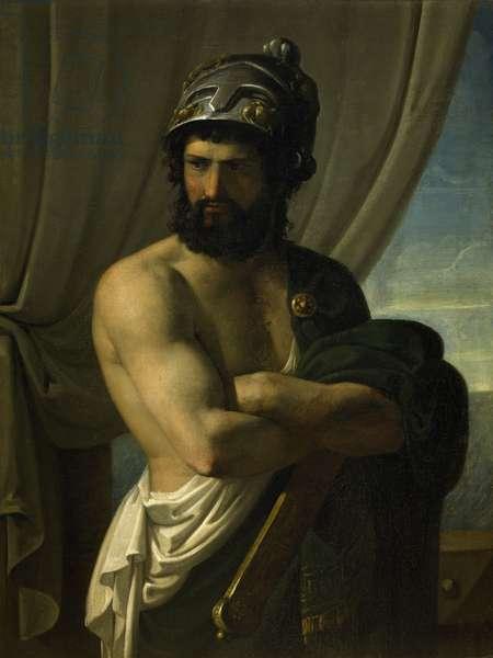 Ajax, by Giovanni Demin (1786-1859), 19th century