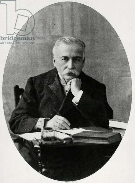 Georges Auguste Escoffier (Villeneuve-Loubet, 1846-Monte Carlo, 1935), French cook