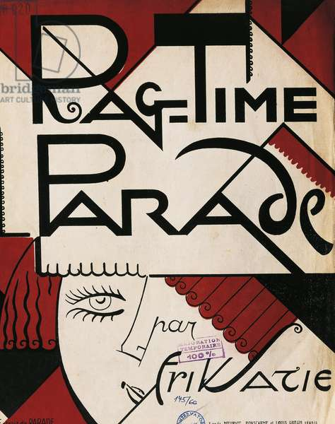 Frontispiece for Ragtime Parade