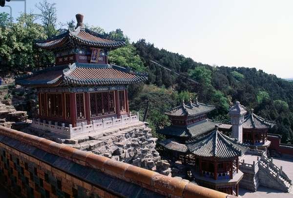 Summer Palace (UNESCO World Heritage List, 1998), Longevity Hill, Beijing (Beijing), China, 18th century