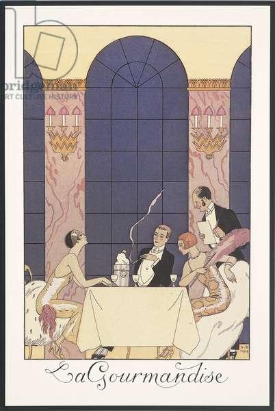 Falbalas et Fanfreluches, Almanac for 1925: