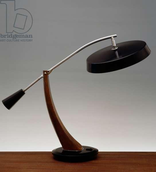 Table lamp, modern art, Italy, 20th century
