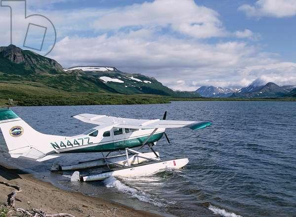 Seaplane, Homer, Alaska, USA
