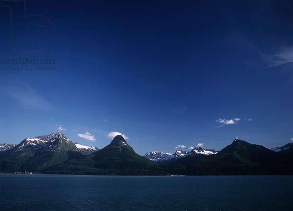 USA; Alaska; Inside Passage (photo)