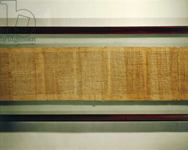 Papyrus, Ptolemaic Dynasty