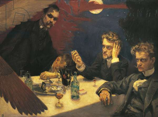 Finland, The Symposium, The Problem, 1894