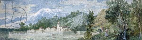 In Brianza, by Giacomo Campi